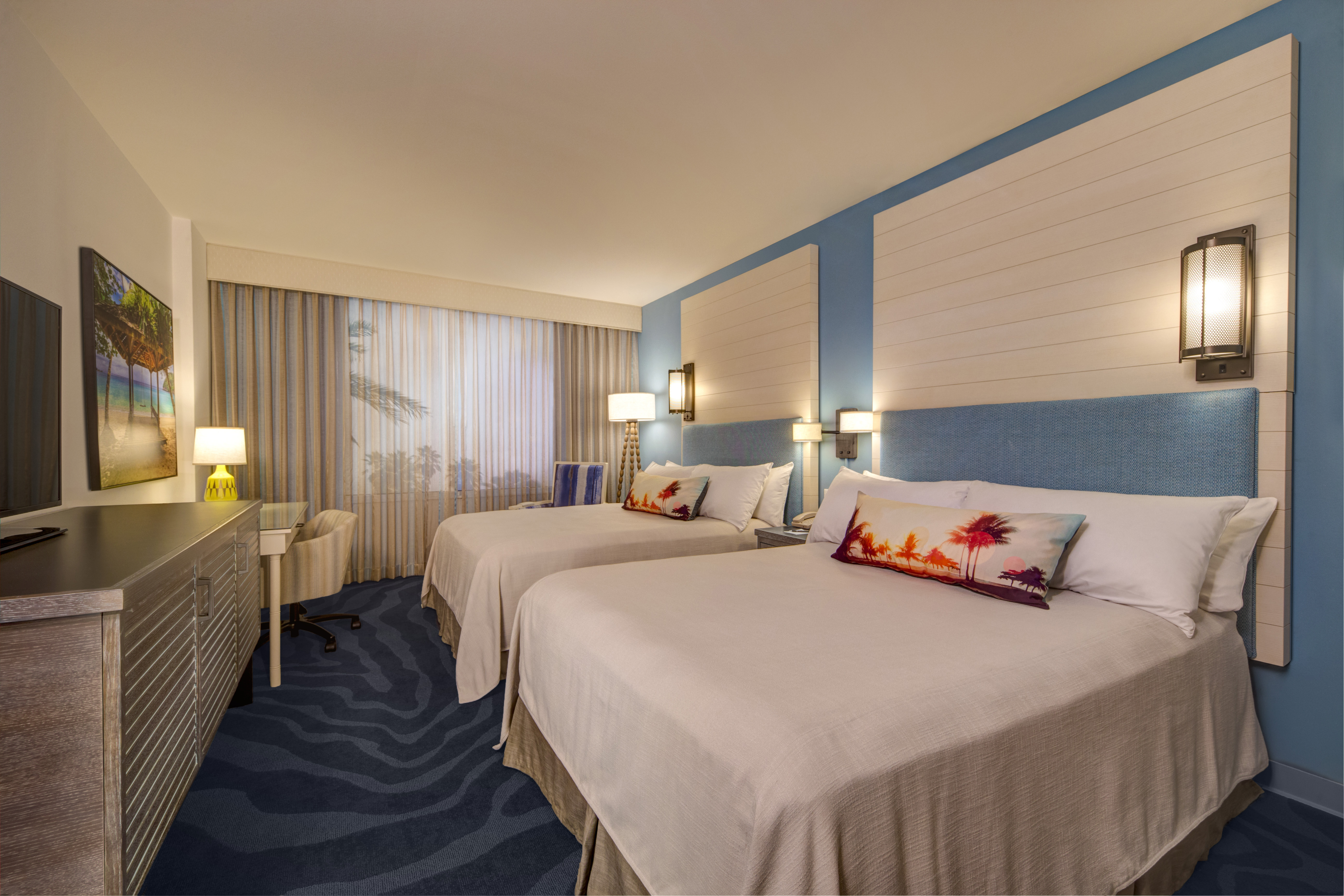 Sapphire Falls Room